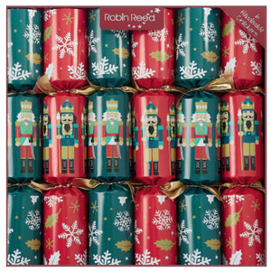 Robin Reed Racing Nutcracker Party Crackers