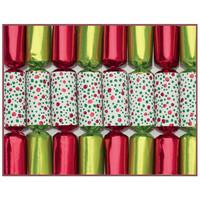 Mini Fizzy Christmas Crackers