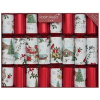 Robin Reed Holiday Cabin Party Crackers