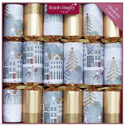 Robin Reed Robin Reed Sparkle Town Crackers