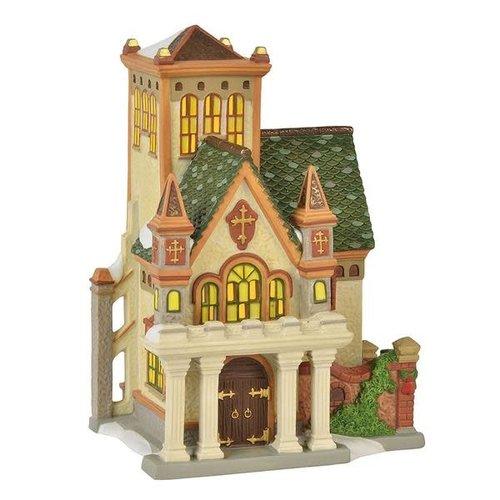 Dickens Village Dickens' Village Series - Duniway Abbey