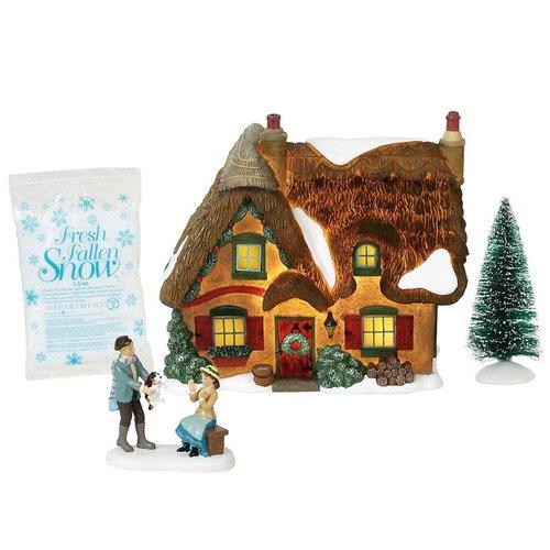 Dickens Village Dickens' Village Series - Brookshire Cottage