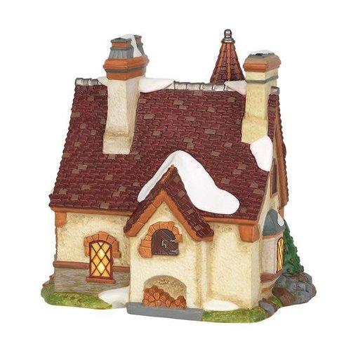 Dickens Village Dickens' Village Series - Victorian Grange House