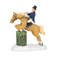 Dickens' Village Series - Victorian Show Jumping