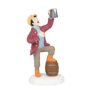 Dickens Village Dickens' Village Series - Cheers!