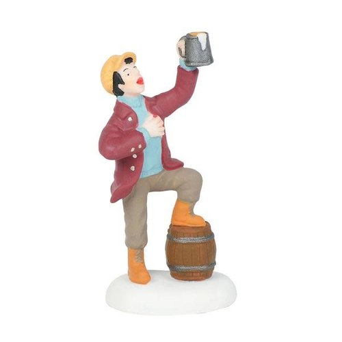 Dickens Village Cheers!