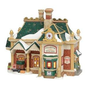 Dickens Village Dickens' Village Series - Fullarton Station