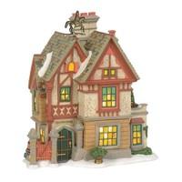 Dickens' Village Series - Ten Lords Manor