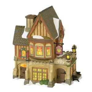 Dickens Village Dickens Village The Three Lemons Inn