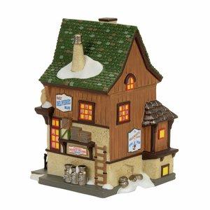 Dickens Village Dickens' Village Series - Eight Milkmaids Crock