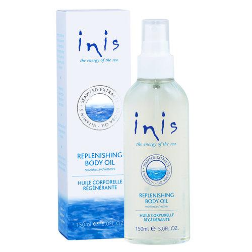 Fragrances of Ireland Inis Replenishing Body Oil