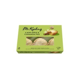Mr. Kipling Mr Kipling Apple and Cinnamon Pies