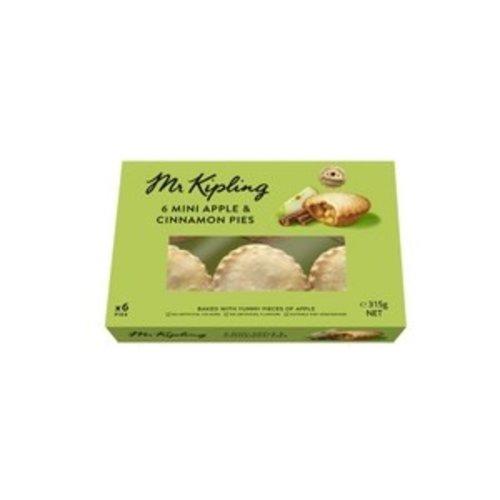 Mr. Kipling Mr Kipling Apple and Cinnamon Pies