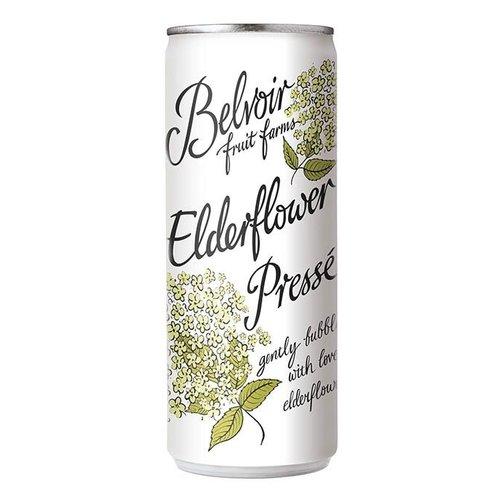 Belvoir Belvoir Elderflower Presse Can