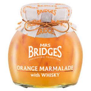 Mrs. Bridges Mrs Bridges Orange Marmalade with Whisky 4oz