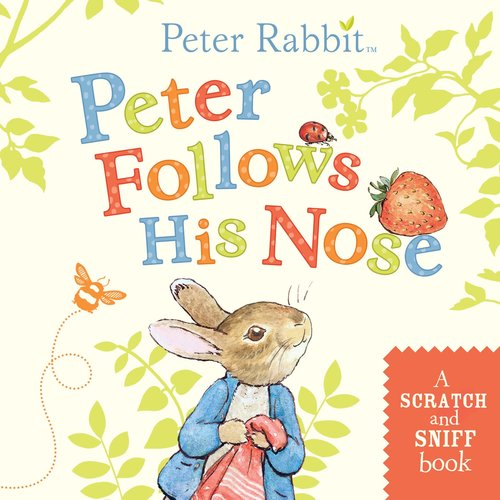 Beatrix Potter Peter Follows His Nose Book