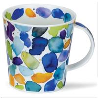 Cairngorm Blobs! Blue Mug