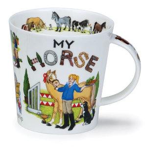 Dunoon Cairngorm My Horse Mug