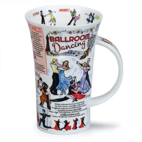Dunoon Glencoe Ballroom Dancing Mug