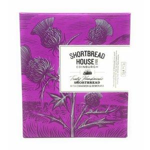 Shortbread House of Edinburgh Shortbread House of Edinburgh Cinnamon & Demerara Minis