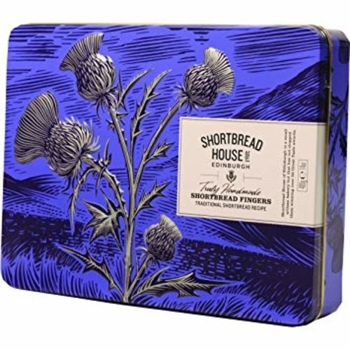 Shortbread House of Edinburgh Shortbread House Of Edinburgh Traditonal Shortbread Fingers Tin