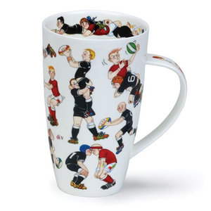 Dunoon Henley Tackle! Mug