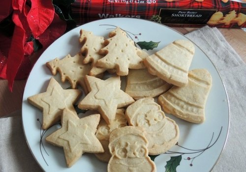 Christmas Biscuits & Shortbread