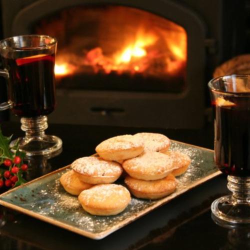 Christmas Puddings, Cakes, & Pies