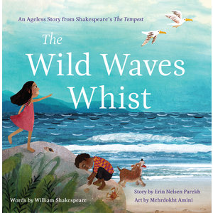 The Wild Waves Whist Children's Book