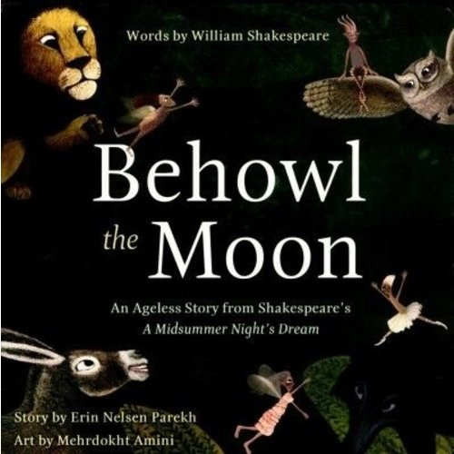 Behowl The Moon Children's Book