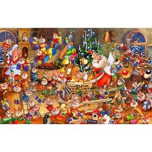 Piatik Christmas Chaos Puzzle