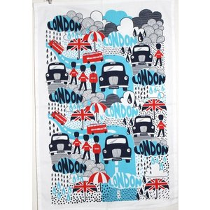 Ulster Weavers Ulster Weavers Cotton Tea Towel Rainy Days