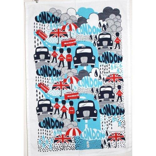 Ulster Weavers Ulster Weavers Cotton Tea Towel Rainy Days