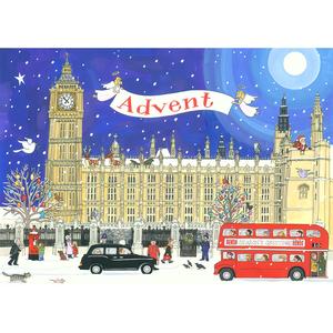Alison Gardiner Alison Gardiner Palace of Westminster Paper Advent Calendar