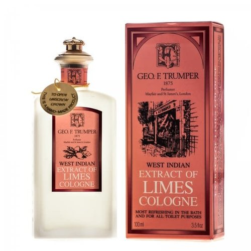 Geo F. Trumper Extract of Limes Cologne 100ml