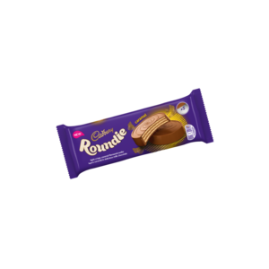 Cadbury Cadbury Roundie Caramel Chocolate Biscuits