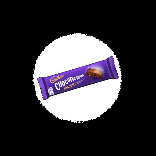 Cadbury Cadbury Chocolicious Biscuits