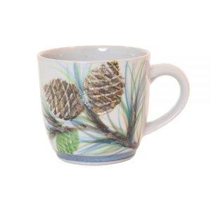 Highland Stoneware Highland Stoneware Pine Cone Mug