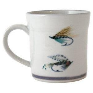 Highland Stoneware Highland Stoneware Fishing Fly Mug