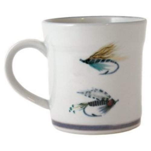 Highland Stoneware Highland Stoneware 1pt Fishing Fly Mug