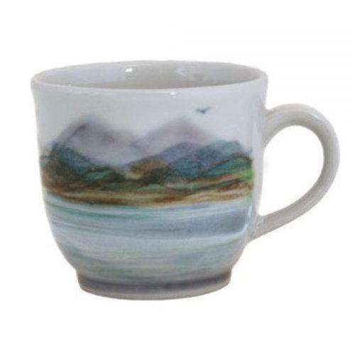 Highland Stoneware Highland Stoneware Landscape 225ml Mug