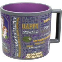Bronte Sisters Quotes Mug