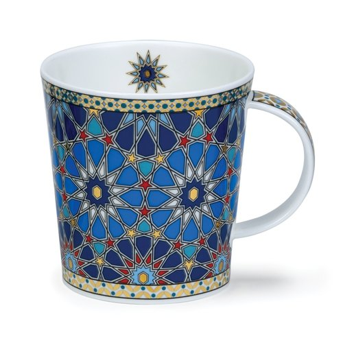Dunoon Dunoon Lomond Ishtar Blue Mug