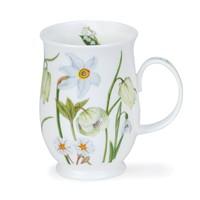 Suffolk Sonata White Mug