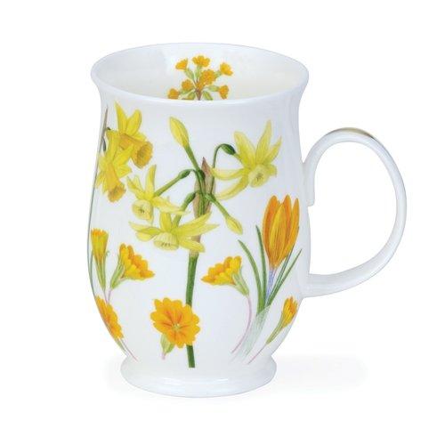 Dunoon Suffolk Sonata Yellow Mug