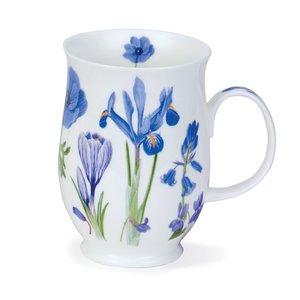 Dunoon Suffolk Sonata Blue Mug