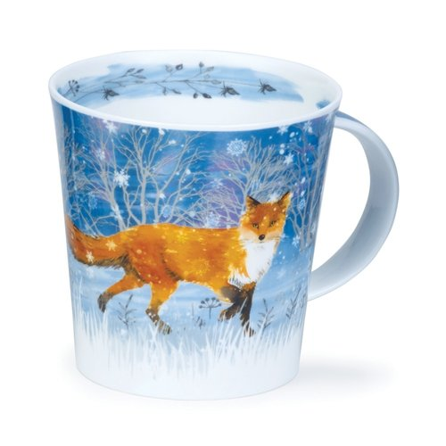 Dunoon Cairngorm Moonbeam Fox Mug