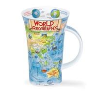 Glencoe World Geography Mug