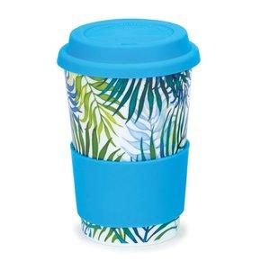 Dunoon Dunoon Travel Mug Orinoco Palms