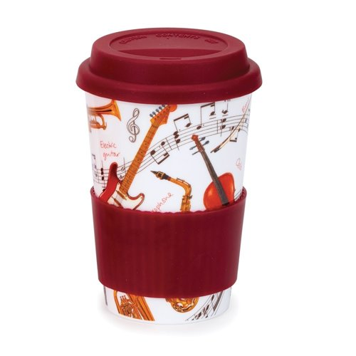 Dunoon Dunoon Travel Mug Instrumental